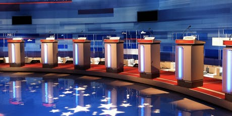 Nonpartisan Presidential Primary Debate Watch Viewing Party! tickets