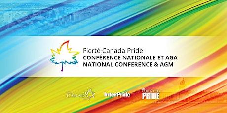 Conférence nationale et AGA 2020 de Fierté Canada Pride [FR] tickets