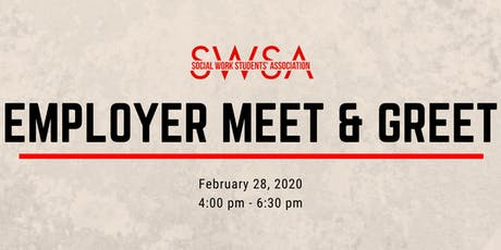 SWSA Employer Meet and Greet tickets