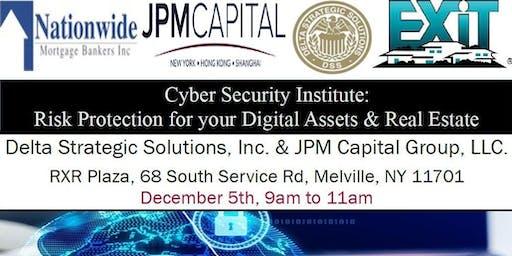 Cyber Security Institute: Digital Security & Real Estate