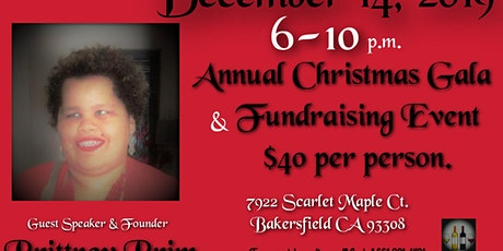 1st Annual Christmas Gala tickets
