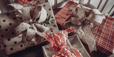 Bow Making + Gift Wrapping Workshop