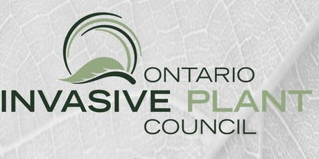 2020 OIPC & OPWG Invasive Plant Conference and Annual General Meeting tickets