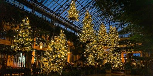 DelaVenture Trip: A Longwood Christmas