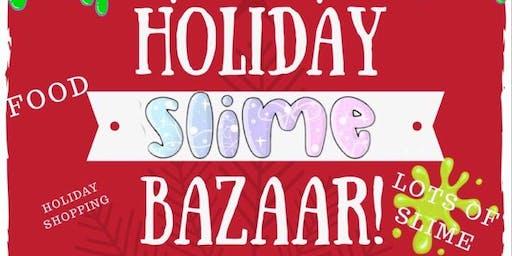 Holiday slime bazaar!