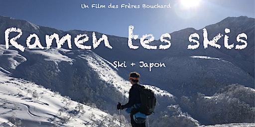 Ciné-conférence Voyage de ski au Japon à Québec