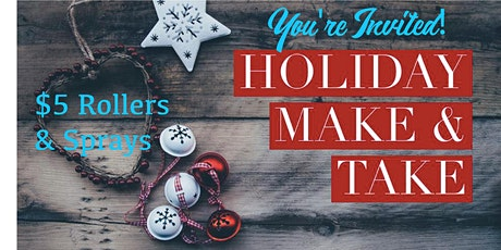 Holiday Make & Take tickets
