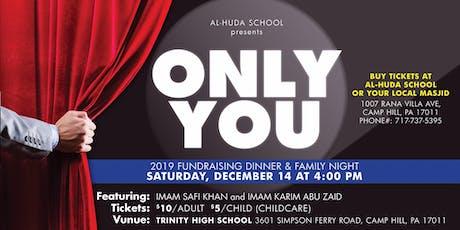 Al-Huda School Fundraising Dinner & Family Night tickets