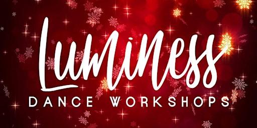 Luminess Christmas Dance!
