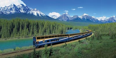 Rocky Mountaineer - First Passage to the West