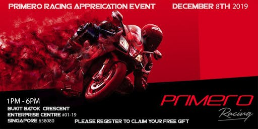 Primero Racing Appreciation Party