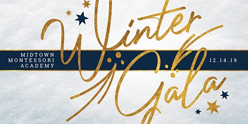 Midtown Montessori Academy Winter Gala