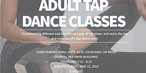 Nova Taps - Adult Tap Dance Class