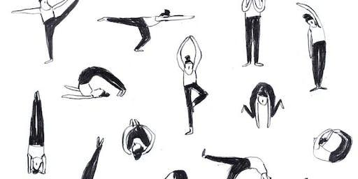 Beginner Yoga - All Ages