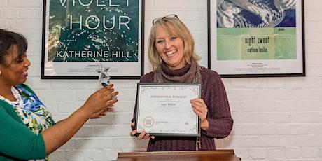 Inspirational Women in Literature Media & Journalism Awards tickets