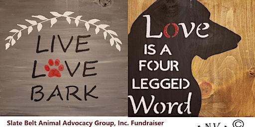 Slate Belt Animal Advocacy Group Inc., Fundraiser
