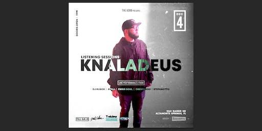 The Verb Presents Listening Sessions: Knaladeus