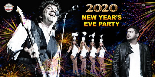 Negah Media 2020 New Year's Eve Party featuring Farshid Amin & DJ Saam