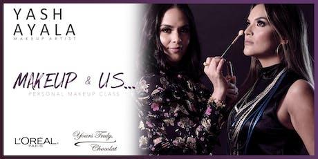 Makeup & Us  tickets