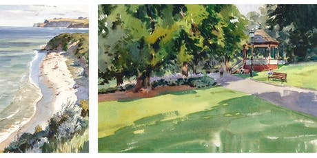 Painting Outdoors with Michael Kowalski tickets