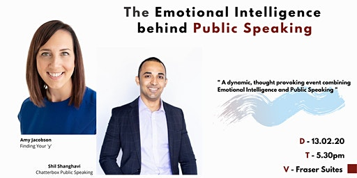 The Emotional Intelligence Behind Public Speaking