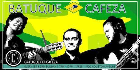 Cafeza Presents - Batuque do Cafeza tickets