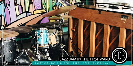 Cafeza Presents - Jazz Jam in the First Ward tickets