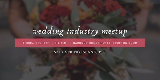 Wedding Industry Meetup
