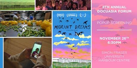 [DocuAsia Pop-Up] Migrant Dreams: Film Screening + Discussion Panel tickets