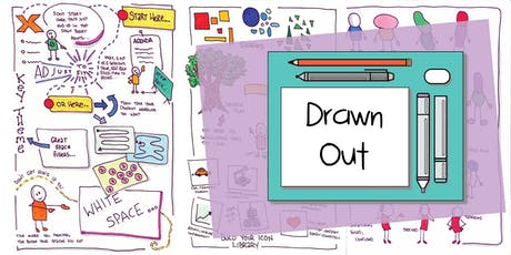 Drawn Out: a short course in visual notetaking tickets