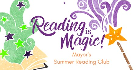 Reading is Magic: Summer Reading Club Launch- Aldinga & Willunga Libraries tickets