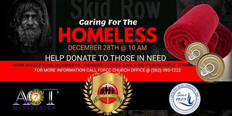Caring for the Homeless tickets