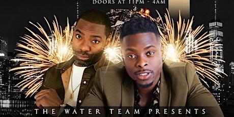 Water Team NYE Celebration tickets