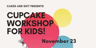 Kids Cupcake Workshop