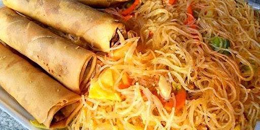 Creative Workshop: Cooking Filipino food!