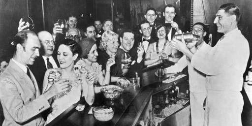 West Village Prohibition Pub Crawl