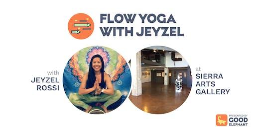 Flow Yoga with Jeyzel