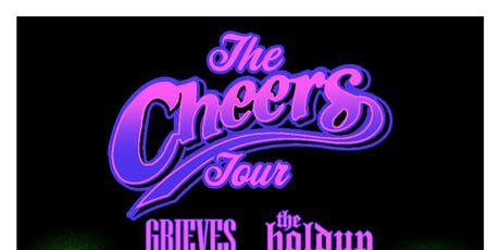 Grieves + The Holdup @ The Orpheum tickets