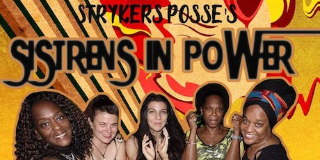 WINTER SOLSTICE FUNDRAISER SISTRENS N POWER Holiday Reggae Party tickets