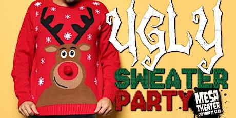 Ugly Sweater Party w/ Dj Squatch tickets