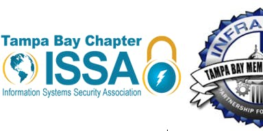 Tampa Bay ISSA/InfraGard Joint Event (December 17, 2019)