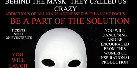 "Gospel Stage Play Behind The Mask ""They Called Us Crazy"" tickets"