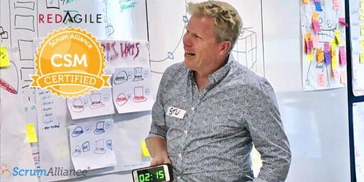 AGILE Certified ScrumMaster (CSM) WEEKEND Course | SYDNEY, 23-34 November