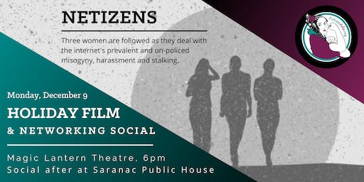 NETIZENS Holiday Film Showing & Networking Social
