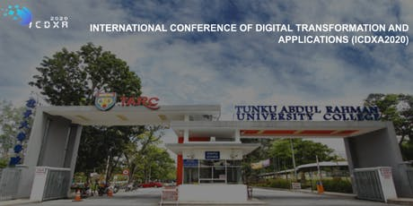 International Conference On Digital Transformation And Applications(ICDXA) tickets