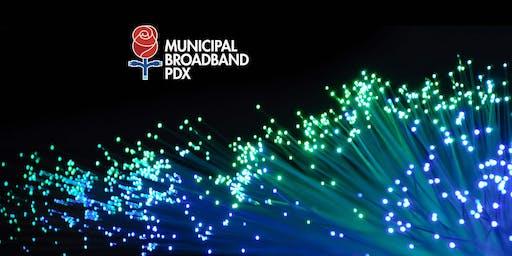 Multnomah County Municipal Broadband Town Hall: Northeast