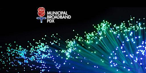 Multnomah County Municipal Broadband Town Hall: East County