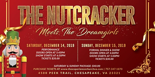 The Nutcracker  Meets the Dreamgirls