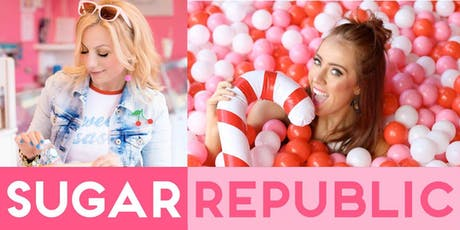 Tue 26 Nov - Sweet Talk with Sweet Bakes & Sweetapolita - Sugar Republic tickets