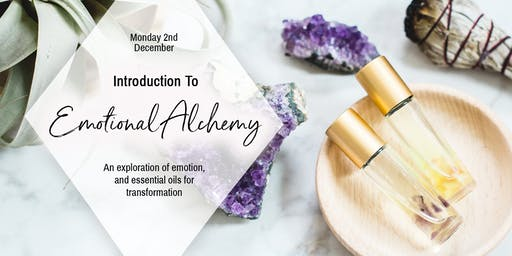 An Introduction To Emotional Alchemy - Perth